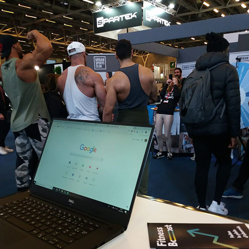 Salon du Body Fitness