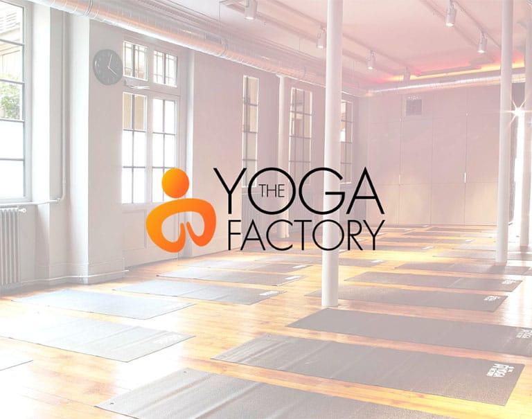 Yoga Factory : redessiner les lignes