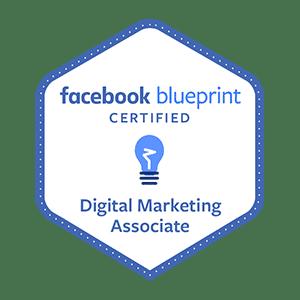 Badge Partenaire facebook